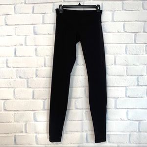 Lululemon Wunder Under Pant Black Size 6